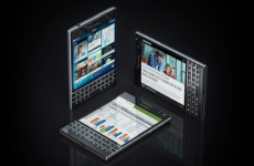 Pictures: BlackBerry Launches New Smartphone 'Passport' In Dubai