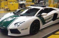 Dubai Police Unveil Lamborghini Aventador Patrol Car