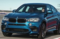 Car review: BMW X6 M