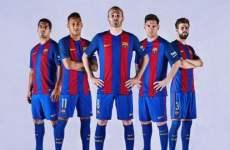 No Qatar logo on new FC Barcelona kit