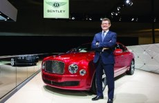 Interview: Bentley Exec On Thriving Gulf Market
