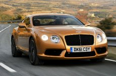 Bentley Reports Record Year For Middle East