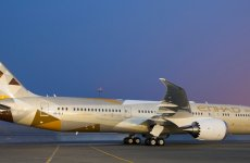 Etihad Airways Launches First B787 Dreamliner Flight