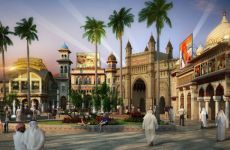 Pictures: Dubai's Upcoming Bollywood Theme Park