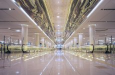 Dubai Airport's June Passenger Traffic Up