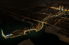 Dubai Canal to feature bridge mall with rooftop park