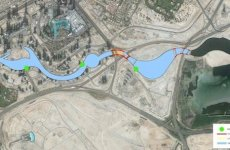 Dubai's Water Canal project to be completed in November