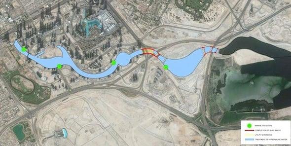 Dubai-water-canal 2
