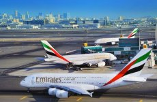 Emirates to deploy third daily A380 to Manchester
