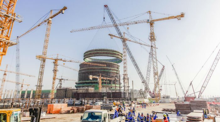 UAE's ENEC awards $2 5bn deals for nuclear plant