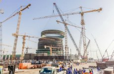 ENEC Says UAE's First Nuclear Reactor Is 57% Complete