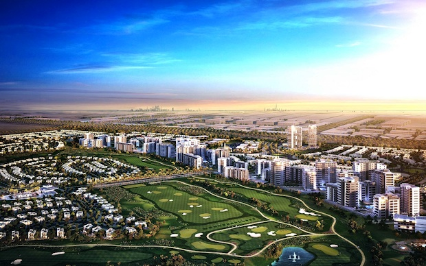 Emaar South - Masterplan render[2]