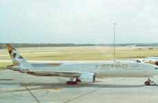 Abu Dhabi-bound Etihad plane returns to Manchester after reports of 'loud bang'