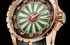 Ralph Lauren's Bugatti Inspires Watch Making
