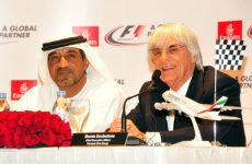 Emirates Signs Five-Year Partnership With F1