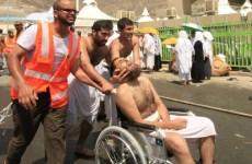 Pictures: Deadly haj stampede kills over 700 pilgrims