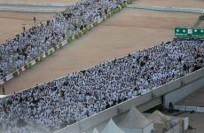 Saudi haj pilgrims begin rite which caused deadly crush last year
