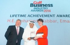 Revealed: Winners At The Gulf Business Industry Awards 2014