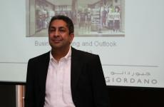 5 Minutes With… Ishwar Chugani, Exective Director, Giordano