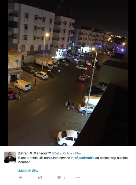 Jeddah blast
