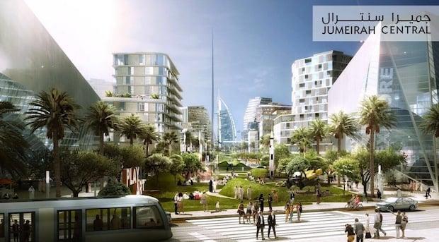 Jumeirah Central 6