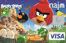 MAF Launches Angry Birds Branded Prepaid Card In The UAE