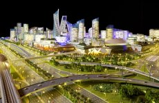 Phase One Of Dubai's Mall of the World Project Slated For Completion By 2020