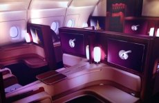 Qatar Airways Unveils A380 First Class