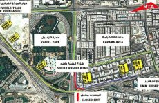 Road closure to hit motorists in Old Dubai, Karama