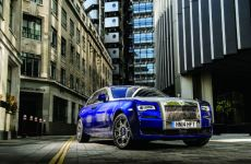 Car review: Rolls-Royce Ghost II