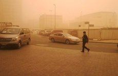 Dusty conditions to persist in the UAE, rain expected