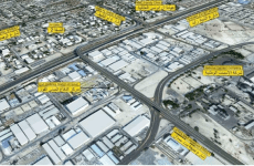 Dubai's RTA awards Dhs 482m contract for multi-level road project