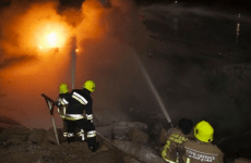Fire destroys eight boats at Abu Dhabi Marina Yacht Club, investigation begins