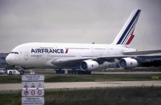 Officials say bomb found on Air France flight was fake