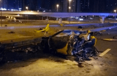 Boston Marathon bombing survivor, Canadian boxer among Dubai Ferrari crash victims