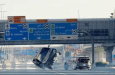 Watch: Video of daredevil rally driver Ken Block's stunts in Dubai goes viral