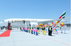 Emirates launches Dubai service to Yinchuan and Zhengzhou