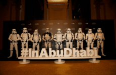 Pictures: Abu Dhabi hosts premiere of Star Wars: The Force Awakens
