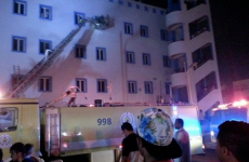 At least 24 dead and 107 injured in Saudi hospital fire
