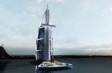 Dubai's Burj Al Arab to unveil new luxury leisure attraction shipped from Finland