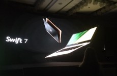 Acer to launch world's thinnest laptop Swift 7 in the UAE in November
