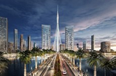 World's new tallest tower in Dubai undergoes geotechnical investigation