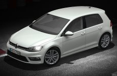 White-Hot Wheels – Golf R Review