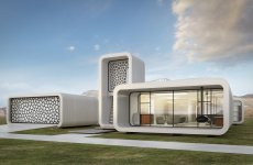 Dubai plans to construct world's first 3D printed building