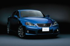 Review: Lexus IS F