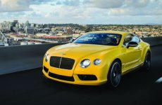 Car Review: Bentley Continental GT V8 S