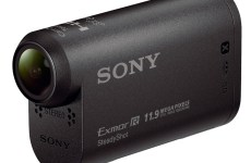 Sony Launches Wearable Action Cam