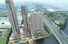 First Look Pictures: Al Habtoor City