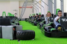 RAK Mall Launches UAE's First In-Store Go-Karting Facility