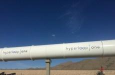 Dubai's DP World to assess hyperloop transport system